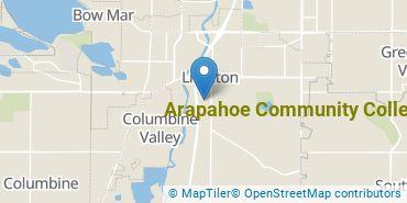 Location of Arapahoe Community College