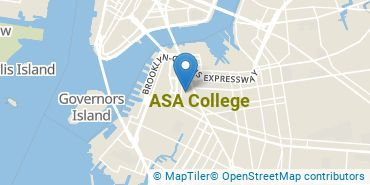 Location of ASA College