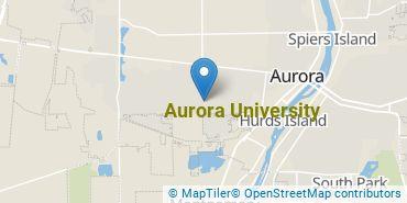 Location of Aurora University
