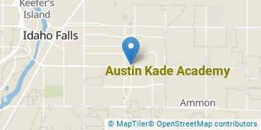 Location of Austin Kade Academy