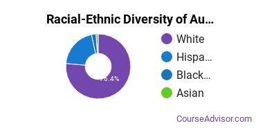 Racial-Ethnic Diversity of Austin Kade Academy Undergraduate Students