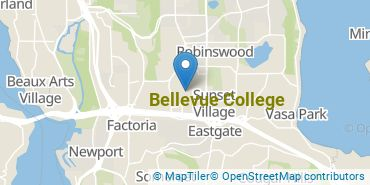 Location of Bellevue College