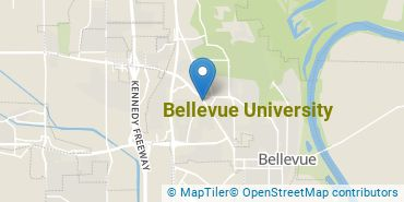 Location of Bellevue University