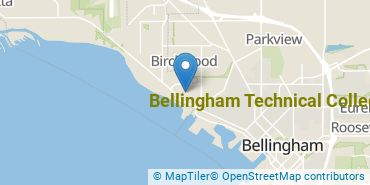 Location of Bellingham Technical College
