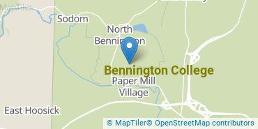 Location of Bennington College