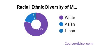Racial-Ethnic Diversity of Management Sciences & Quantitative Methods Majors at Bentley University