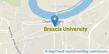 Location of Brescia University