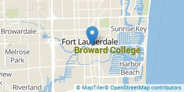 Location of Broward College