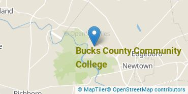 Location of Bucks County Community College