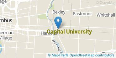 Location of Capital University