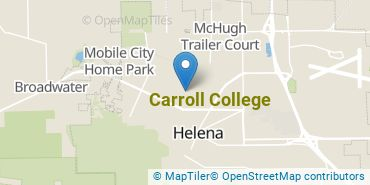 Location of Carroll College