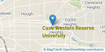 Location of Case Western Reserve University