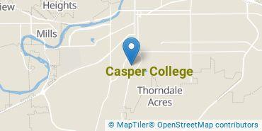 Location of Casper College