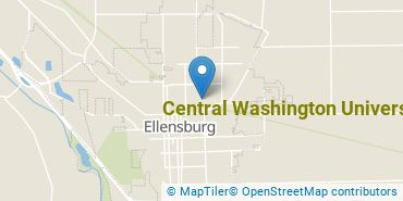 Location of Central Washington University