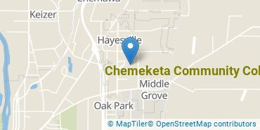 Location of Chemeketa Community College