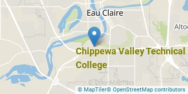 Location of Chippewa Valley Technical College