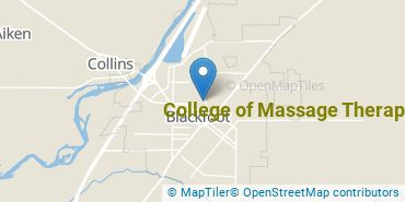 Location of College of Massage Therapy