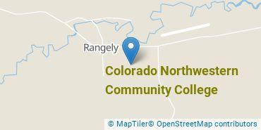 Location of Colorado Northwestern Community College