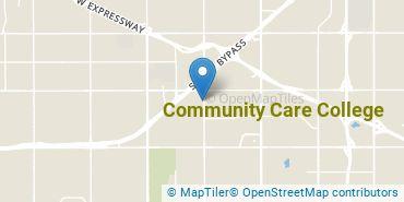 Location of Community Care College