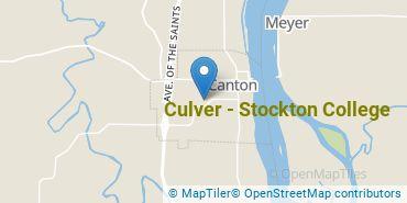 Location of Culver - Stockton College
