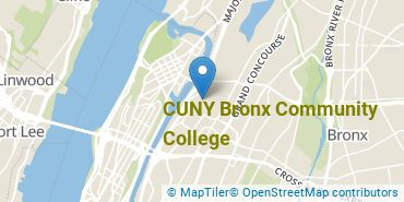 Location of Bronx Community College