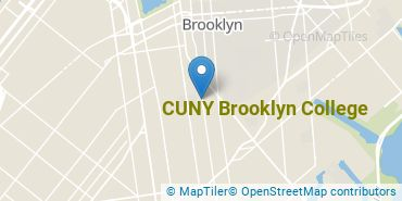 Location of Brooklyn College
