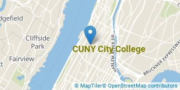 Location of The City College of New York