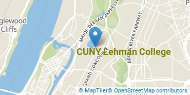 Location of Lehman College