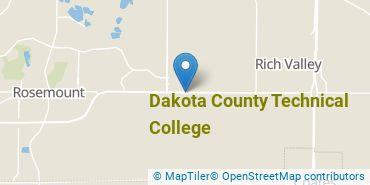 Location of Dakota County Technical College