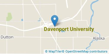 Location of Davenport University