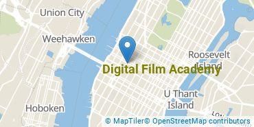 Location of Digital Film Academy