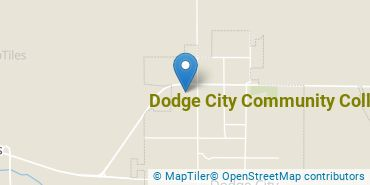 Location of Dodge City Community College