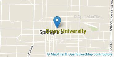 Location of Drury University