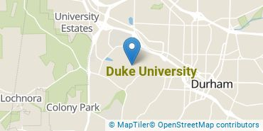 Location of Duke University