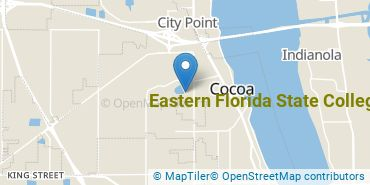 Location of Eastern Florida State College