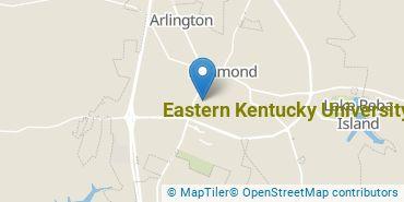 Location of Eastern Kentucky University