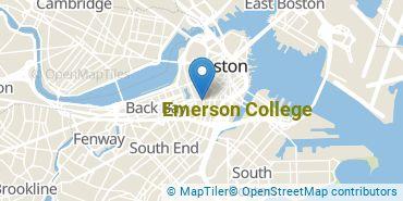 Location of Emerson College