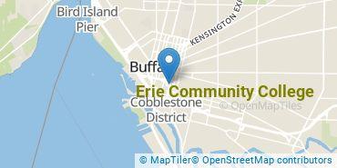 Location of Erie Community College