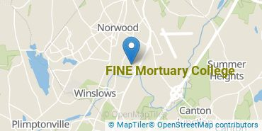 Location of FINE Mortuary College