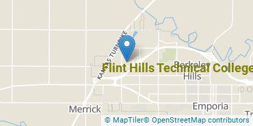 Location of Flint Hills Technical College