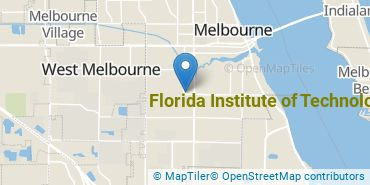 Location of Florida Institute of Technology