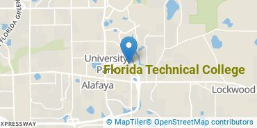 Location of Florida Technical College