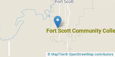 Location of Fort Scott Community College