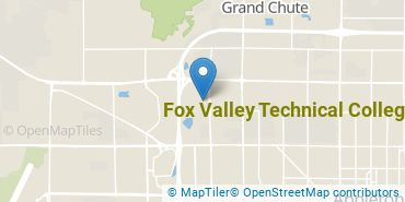 Location of Fox Valley Technical College