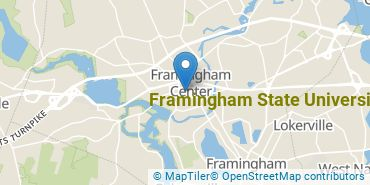 Location of Framingham State University