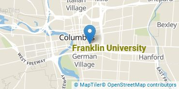 Location of Franklin University