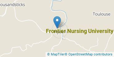 Location of Frontier Nursing University
