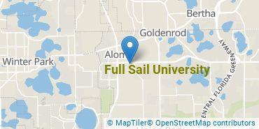 Location of Full Sail University