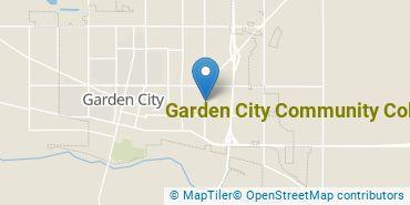 Location of Garden City Community College