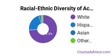 Racial-Ethnic Diversity of Accounting Majors at Gateway Technical College
